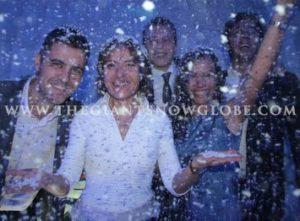 Snow Globe Snowfall