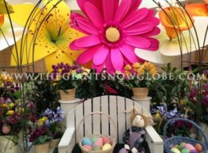 Spring Garden Prop Set