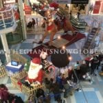 The Giant Rocking Reindeer