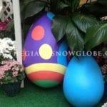 Bespoke Easter Eggs Set Design