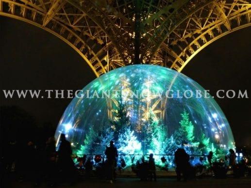 A Bespoke Globe Paris