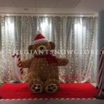 Giant Christmas Bear