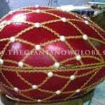 Giant Faberge Eggs