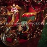 The Giant Santa Sleigh