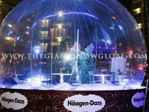 A Bespoke Restaurant Globe