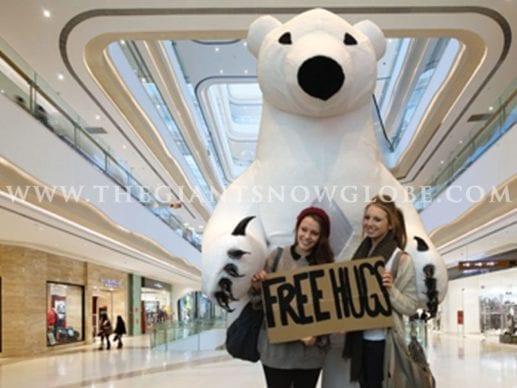 The Giant Polar Bear