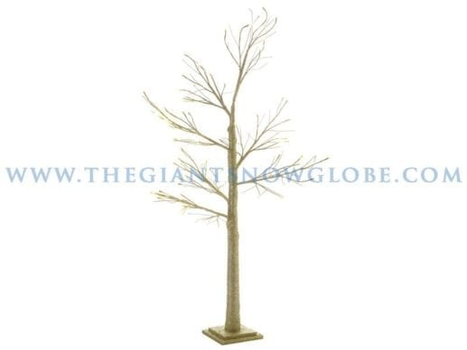 Medium Gold Glitter Tree