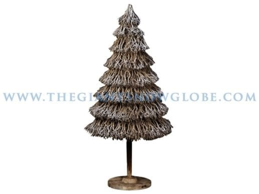 White Twig Tree Large