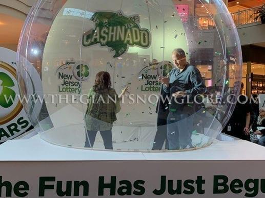 Cashnado Inflatable Cash Grabber