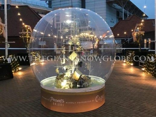 Product Display Globe