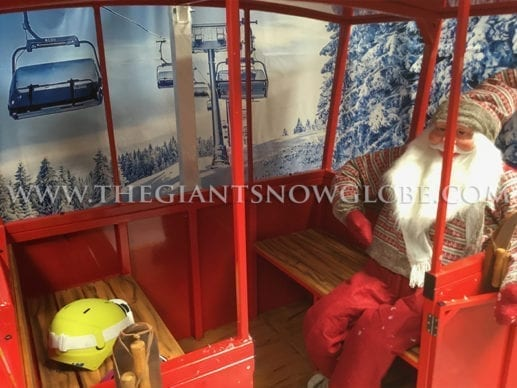 Ski Gondola Photo Booth